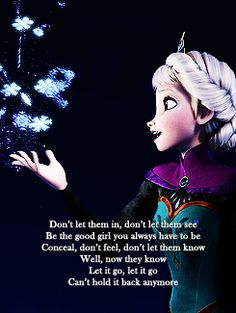 Loved everything about Frozen, but this song is amazeballs!