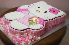 Home+Drawing+Deco+Hello+Kitty+Cake