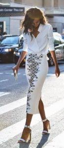 #summer #fashion / work in style