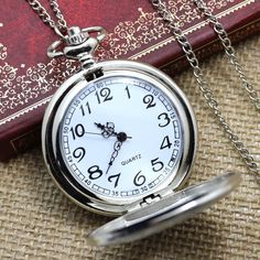 We love mechanical, hand-crafted, nature-inspired accessories. The pocket watch is a bold statement of individuality. Remember that movie, when the coolest guy in the room would dramatically flip open