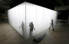 Antony Gormley - Blind Light