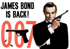 ULTIMATE 007 IS NOW LIVE ON TUMBLR! Follow now for an avalanche of 007 images! ultimate-007.tumblr.com #007 #jamesbond