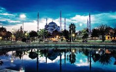 Istanbul, between our Top10 Travel Destinations Fall 2014, check it out!
