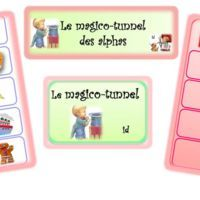 Le Magico-Tunnel Montessori, Alphabet, Education, School, Aide, Maths, French Kids, First Language, Learn French