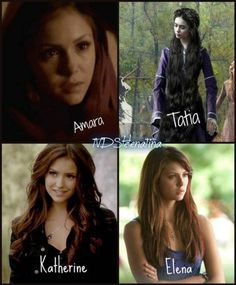 Wo doesnt belong here? Yes it's tatia. I think the storie wasnt completely written when the writters brought her up. how does she fit in the silas storie?