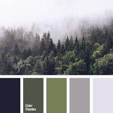 Image result for Grey, Green, White palette