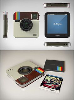 too gimmicky for purists or will this make Polaroids relevant again?