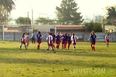 Festejo del gol