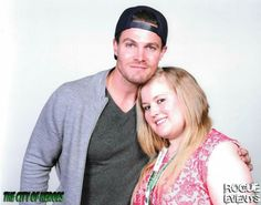 Stephen Amell City Of Heroes