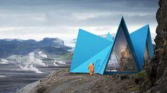 Skýli, l'innovativo rifugio di trekking