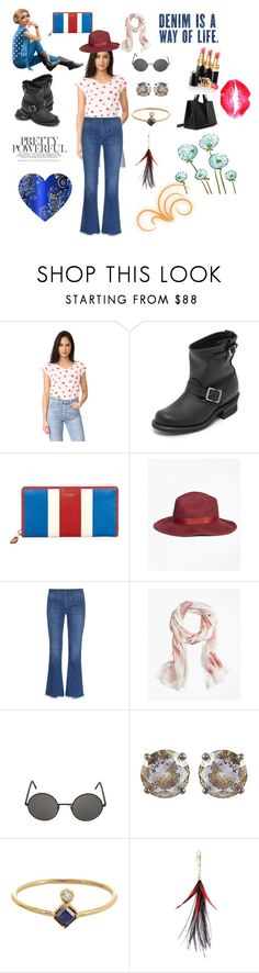 """Pretty powerful..."" by jamuna-kaalla ❤ liked on Polyvore featuring Soft Joie, Frye, Balenciaga, Brooks Brothers, STELLA McCARTNEY, L.G.R, Bottega Veneta, Loren Stewart, Hillier Bartley and vintage"