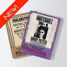 Harry Potter Stationary