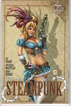 Vault 35 Grimm Fairy Tales Vol 2 #7 Cover F SDCC Excl 1//250 NM Zenescope Comic