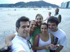 Praia de Santos litoral Paulista