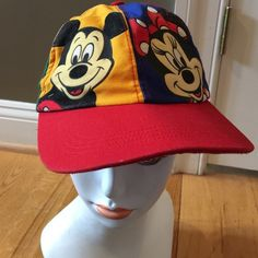 VINTAGE DUSNEY HAT CAP OSFA Adorable hat Accessories Hats