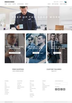 Indochino Desktop Home Page Suit Shirts, Keep Up, It Works, Desktop, Let It Be, Suits, Books, Shopping, Libros