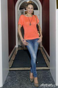 Magdalena Modra na spoktaniu marki OPI