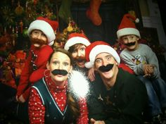 Christmas family pictures hahaha omg this is so the guys! @Erin B Duff