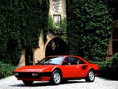 1980 Ferrari Mondial 8