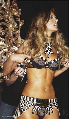 #Alessandra Ambrosio -- VS Fashion Show