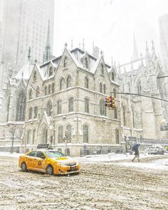 Saint Patricks Cathedral by Rina Longstreet @dear_nyc by newyorkcityfeelings.com - The Best Photos and Videos of New York City including the Statue of Liberty Brooklyn Bridge Central Park Empire State Building Chrysler Building and other popular New York places and attractions.