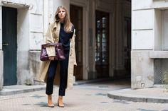 La semaine de Monica Ainley en 4 looks | Glamour