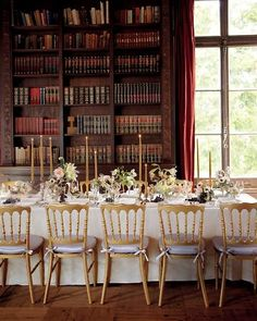 You don't always have to buy centerpieces for your reception tables. You can often take elements from your home and arrange them on your tables -- Old, worn books, vintage black and white photos of the bride and groom (taken before hand), ect. Be creative!