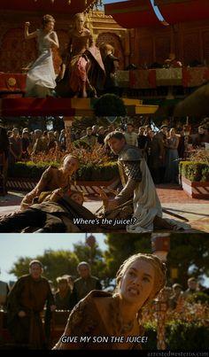Arrested Westeros.