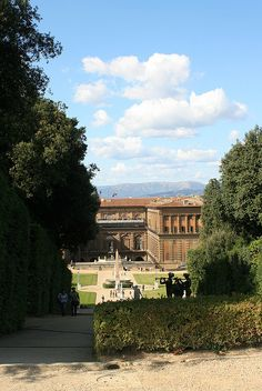 Although I have been to Florence, I did not make it to Boboli Gardens.