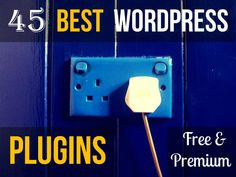 Looking for a plugin to improve your Wordpress website? The following list of 45 of the best #Wordpress plugins will help you find the plugin you need. #socialmedia (Scheduled via TrafficWonker.com)