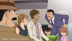 Detective Conan Episode 823 : Suspects Are Famous Couple (Part 2)