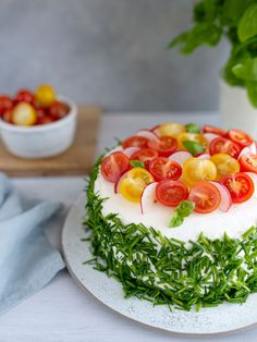 Easter Recipes, Appetizer Recipes, Cute Food, Good Food, Sushi Cake, Sandwich Cake, Appetisers, Savoury Cake, Food Art