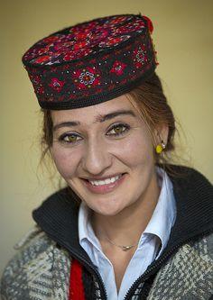 Tajik Woman In Tashkurgan, Xinjiang, China | Flickr - Photo Sharing!
