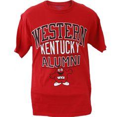 Western Kentucky Alumni-Big Red