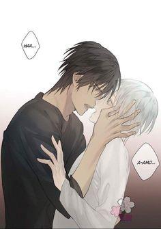 Lucaon and Kyon - RoyalServant Gato Anime, Manga Anime, Manga Love, Manga To Read, Royal Servant Manga, Cool Anime Guys, Dragon Artwork, Anime Boyfriend, Albino
