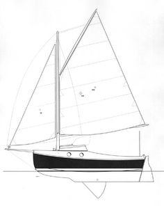 Liveaboard on a Compac 16. A little tight, but comfortable! | Sailboats & Airstreams | Pinterest ...