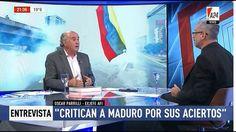 Las numerosas marchas en Venezuela por el conflicto entre un sector de la sociedad y el Gobierno de Nicolás Maduro ya se cobró ocho vidas. La tensión no disminuye y tanto oposición como oficialismo no dan un paso atrás.   #PARRILLI #PERÓN #venezuela