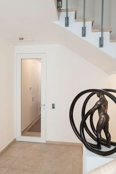 DORSIS prosklené dveřní křídlo ve skryté zárubni Home Decor, Interior Design, Home Interiors, Decoration Home, Interior Decorating, Home Improvement