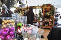 Get your Christmas shopping started early! Visit www.sprucemeadows.com for more information on the International Market being held for the next 3 weekends!