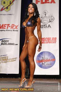 Amanda Latona .. Fitness model