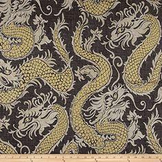 Waverly Good Fortune Noir Fabric By The Yard Waverly https://www.amazon.com/dp/B074PZQ15C/ref=cm_sw_r_pi_dp_x_.V-Wzb77MFN5C