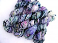 CARNIVAL LIGHTS - MERINO WORSTED