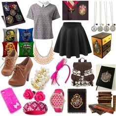 Hogwarts; Majorly Pink!