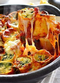 Like cannelloni, but better!