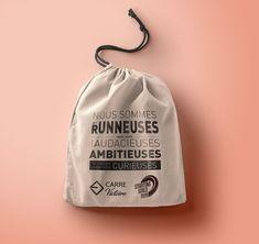 Personnalisation d'un sac imprimé; typography; sportgirls Laundry, Bag, Laundry Room, Laundry Rooms