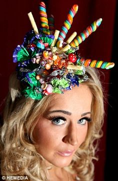 victoria's secret fashion show candy theme - Google Search