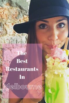 These are the restaurants you MUST go to on your visit to Melbourne!
