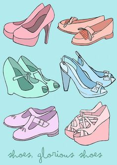 shoesgloriousshoes by mearawithe, via Flickr