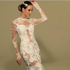 Vestido de Noiva By Geraldo Couto