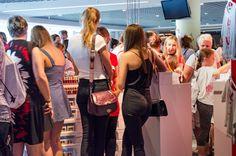 Die Glossycon in der Mercedes-Benz-Arena am 3. September in Berlin, mein Review #glossycon #glossybox #blogevent #beautyevent #mercedesbenzarena